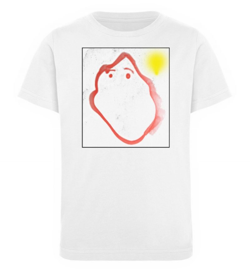 """ Blockbuster"" von Alex Rath - Kinder Organic T-Shirt-3"
