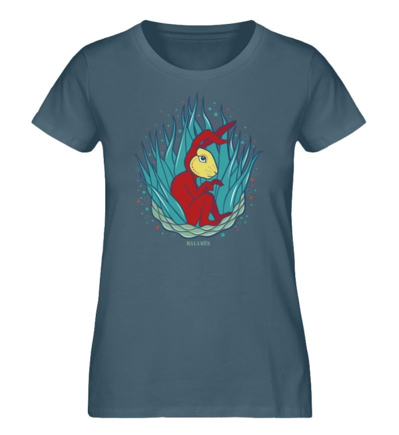 """Tochtli"" von Ruth Melamen - Damen Premium Organic Shirt-6880"