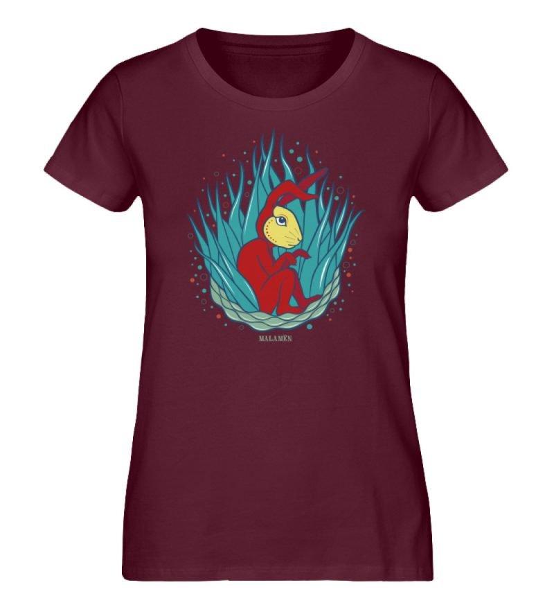 """Tochtli"" von Ruth Melamen - Damen Premium Organic Shirt-839"