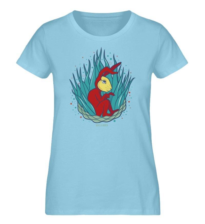 """Tochtli"" von Ruth Melamen - Damen Premium Organic Shirt-674"