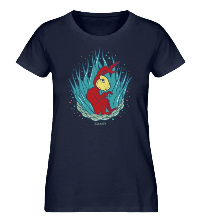 """Tochtli"" von Ruth Melamen - Damen Premium Organic Shirt-6959"