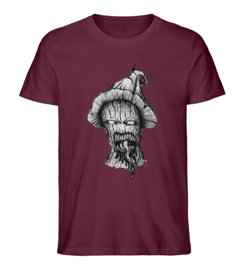 """Infected mushroom"" von Third Eye Collec - Herren Premium Organic Shirt-839"