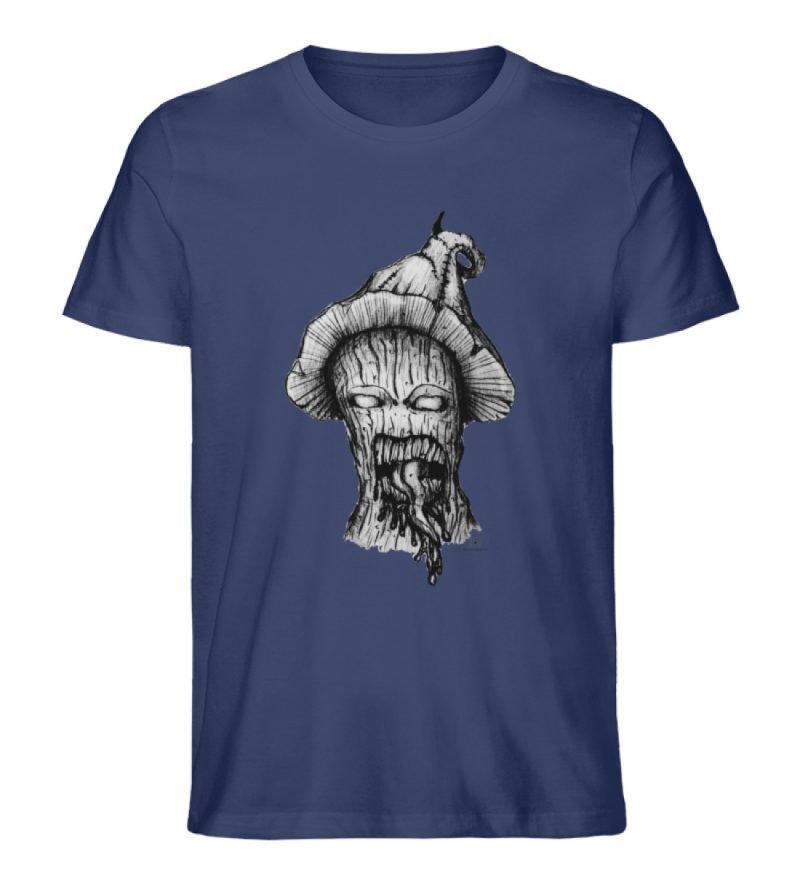 """Infected mushroom"" von Third Eye Collec - Herren Premium Organic Shirt-6057"