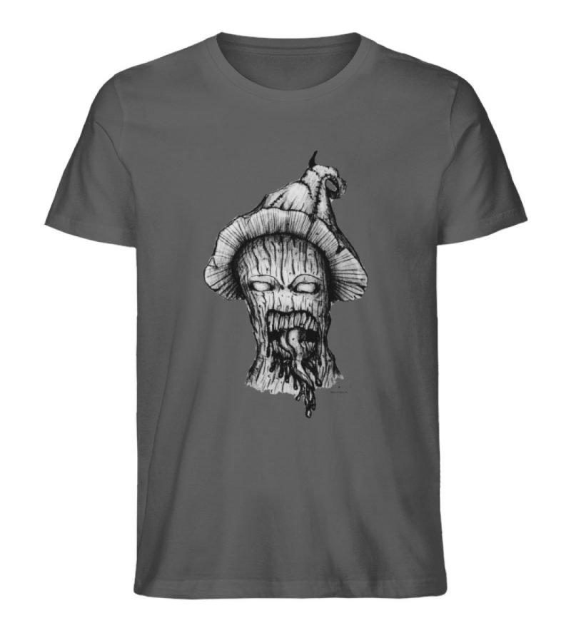 """Infected mushroom"" von Third Eye Collec - Herren Premium Organic Shirt-6903"