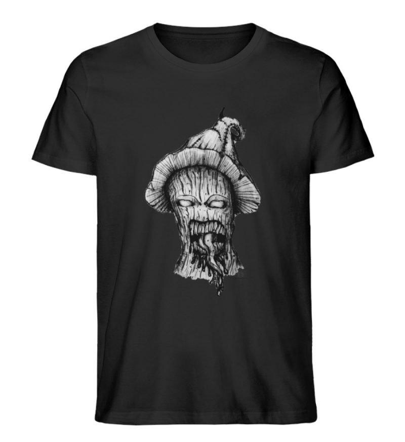 """Infected mushroom"" von Third Eye Collec - Herren Premium Organic Shirt-16"