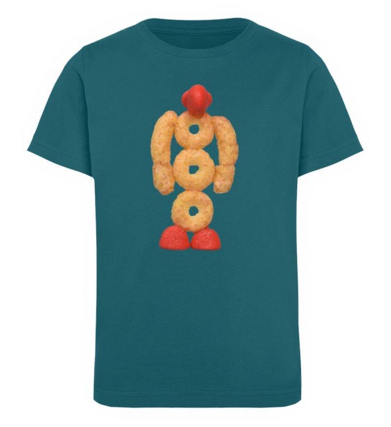 """o.T. 2"" von Fabian Vogl - Kinder Organic T-Shirt-6878"