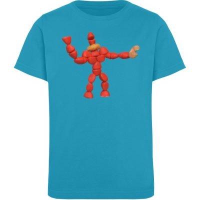 """o.T."" von Fabian Vogl - Kinder Organic T-Shirt-6877"