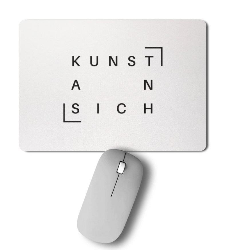 "das ""Kunst an sich "" Mousepad - Mousepad-6811"