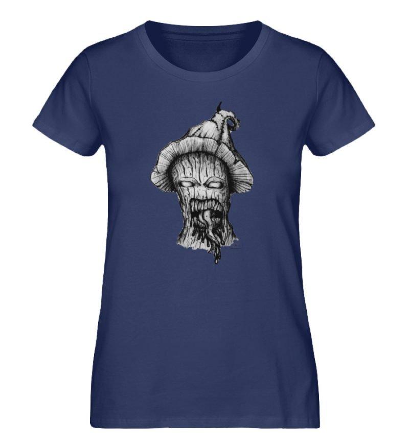 """Infected mushroom"" von Third Eye Collec - Damen Premium Organic Shirt-6057"