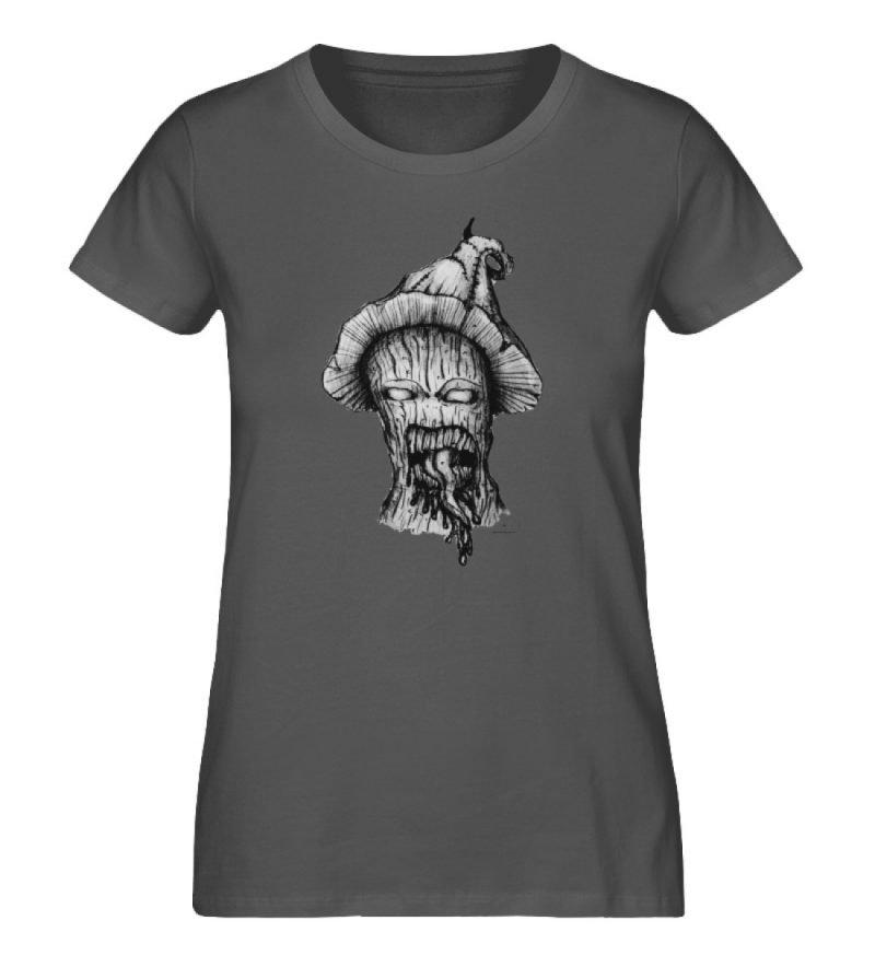 """Infected mushroom"" von Third Eye Collec - Damen Premium Organic Shirt-6903"