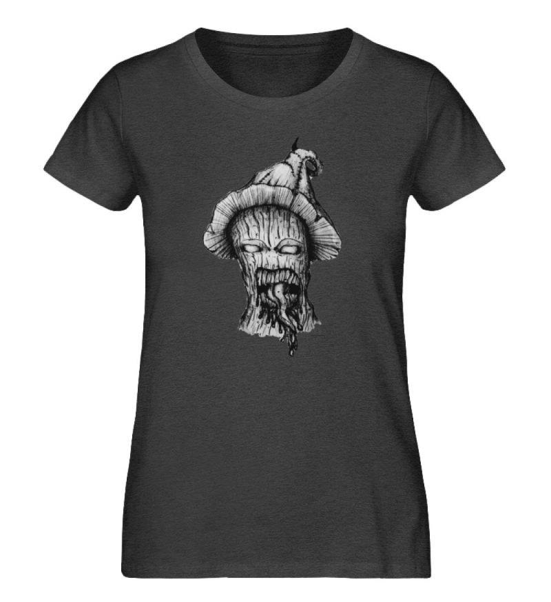 """Infected mushroom"" von Third Eye Collec - Damen Premium Organic Shirt-6881"