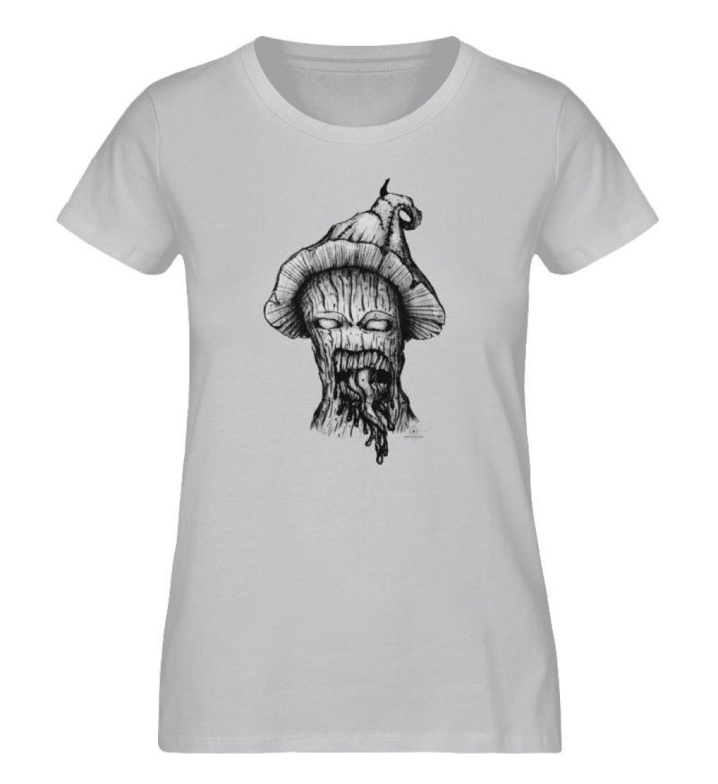 """Infected mushroom"" von Third Eye Collec - Damen Premium Organic Shirt-17"