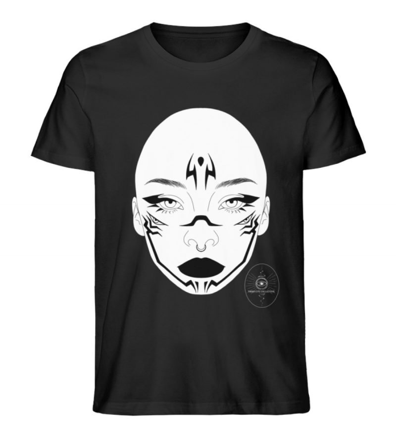 """""""Perfection"""" von Third Eye Collective - Herren Premium Organic Shirt-16"""