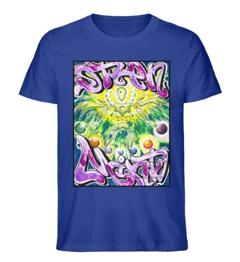 """""""Open Mind"""" von Third Eye Collective - Herren Premium Organic Shirt-668"""