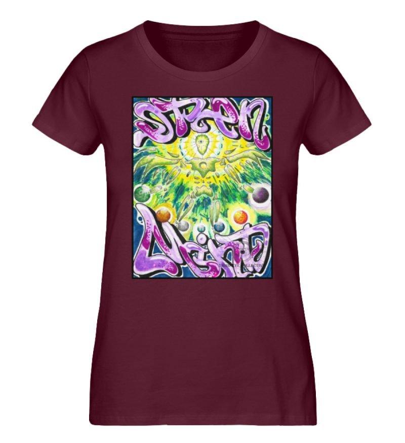 """""""Open Mind"""" von Third Eye Collective - Damen Premium Organic Shirt-839"""