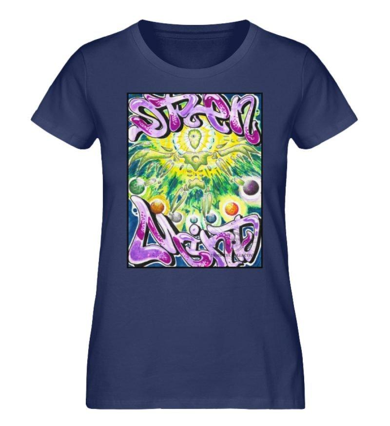 """""""Open Mind"""" von Third Eye Collective - Damen Premium Organic Shirt-6057"""