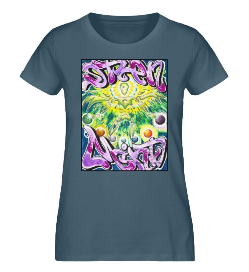 """""""Open Mind"""" von Third Eye Collective - Damen Premium Organic Shirt-6880"""
