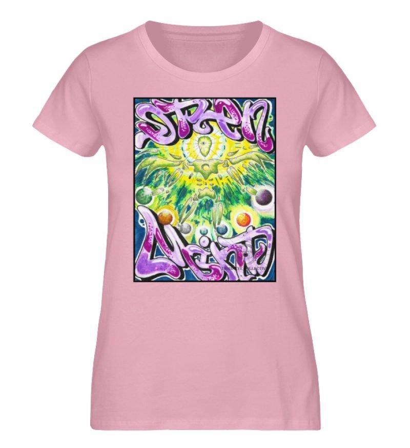 """""""Open Mind"""" von Third Eye Collective - Damen Premium Organic Shirt-6883"""