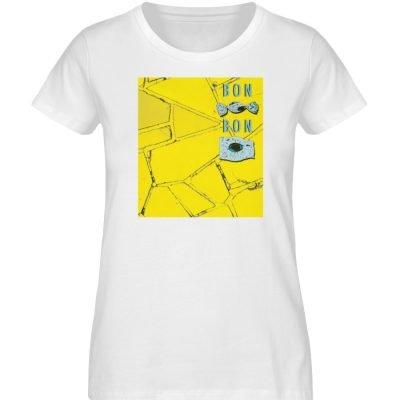 """Bon Bon"" von Lili Aschoff - Damen Premium Organic Shirt-3"