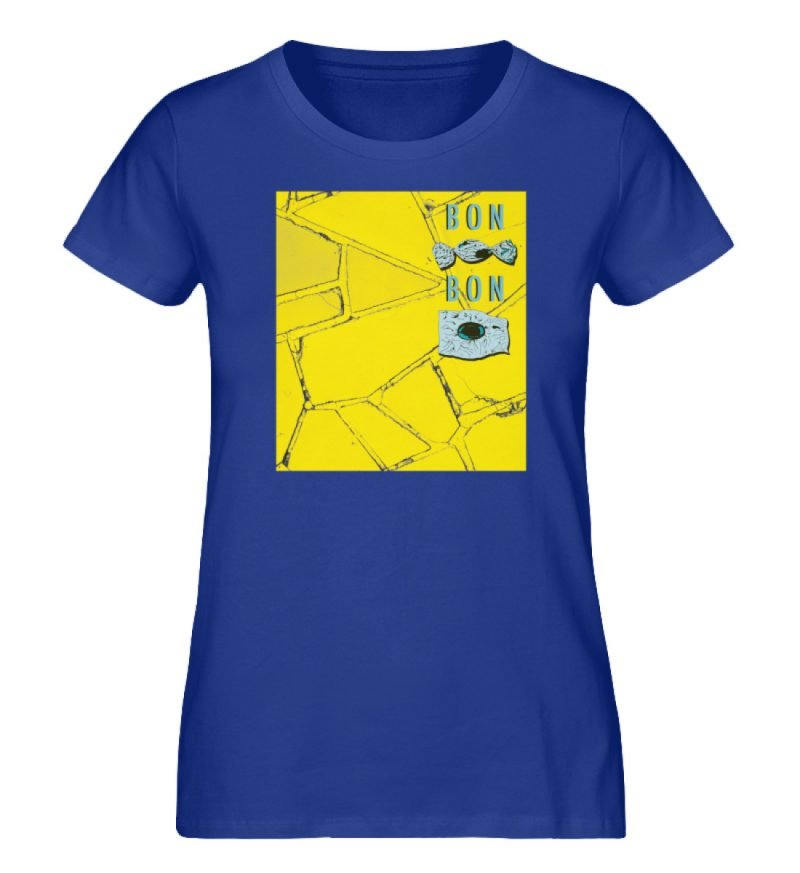 """Bon Bon"" von Lili Aschoff - Damen Premium Organic Shirt-668"