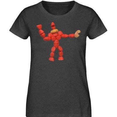 """o.T."" von Fabian Vogl - Damen Premium Organic Shirt-6881"