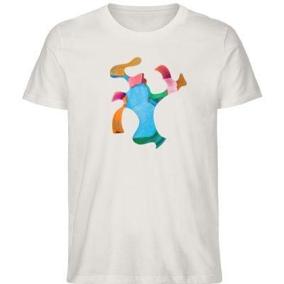 """""""Lob des Schattens 1"""" von Carolin Leyck - Herren Premium Organic Shirt-6865"""