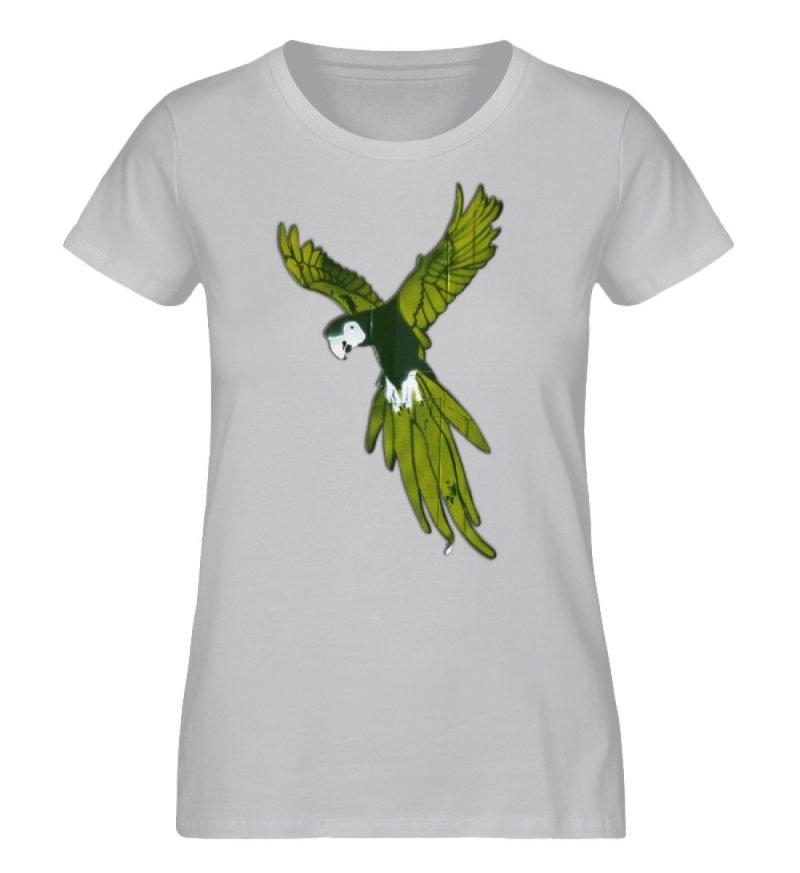 """Moment der Empörung"" von Sarah Ludes - Damen Premium Organic Shirt-17"