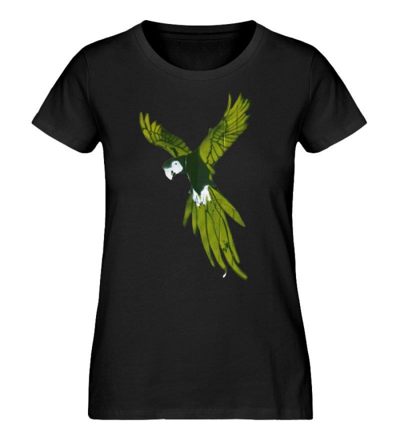 """Moment der Empörung"" von Sarah Ludes - Damen Premium Organic Shirt-16"
