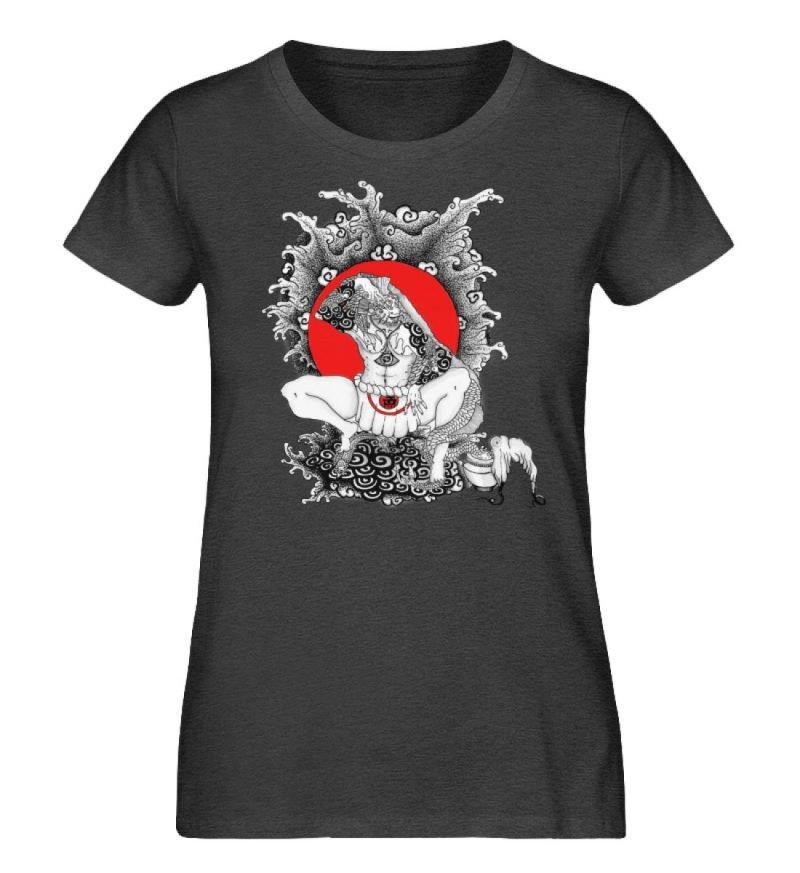 """""""Fish boy"""" von Third Eye Collective - Damen Premium Organic Shirt-6881"""
