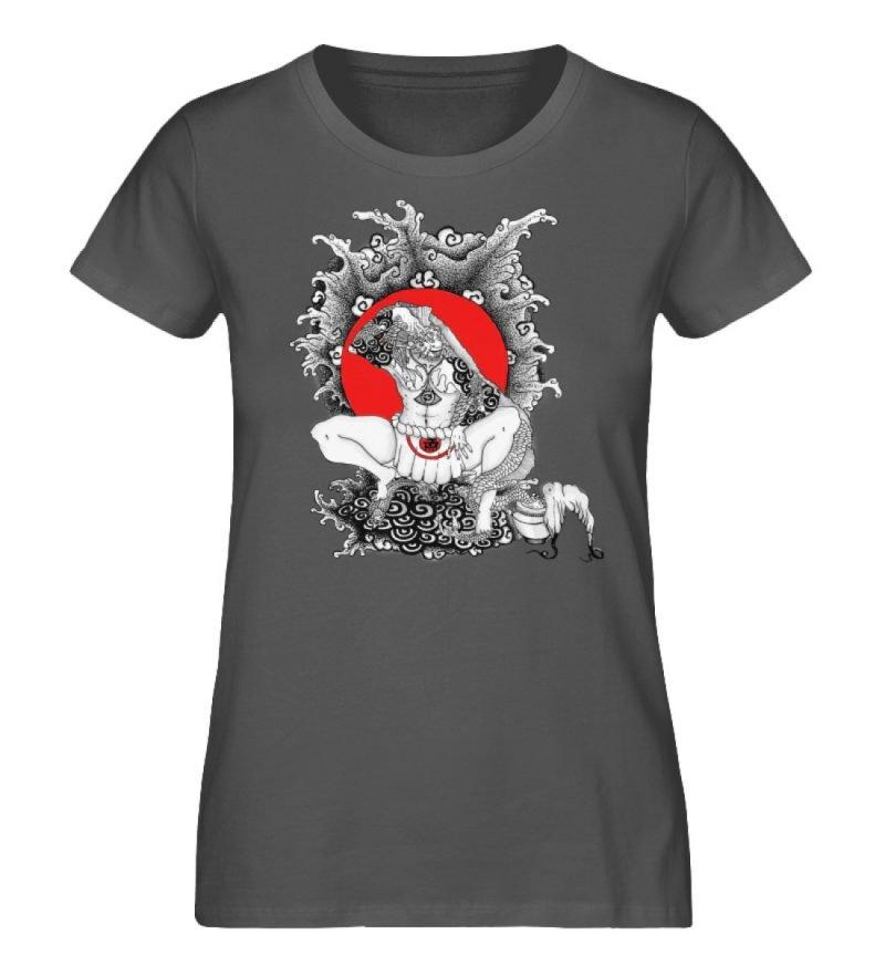 """""""Fish boy"""" von Third Eye Collective - Damen Premium Organic Shirt-6903"""
