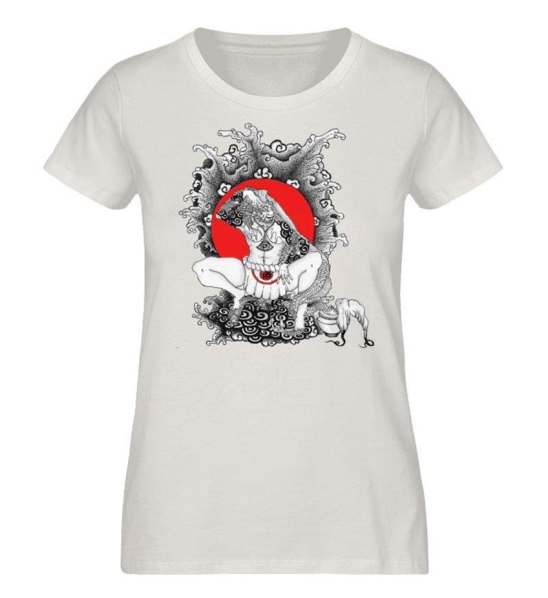 """""""Fish boy"""" von Third Eye Collective - Damen Premium Organic Shirt-6865"""