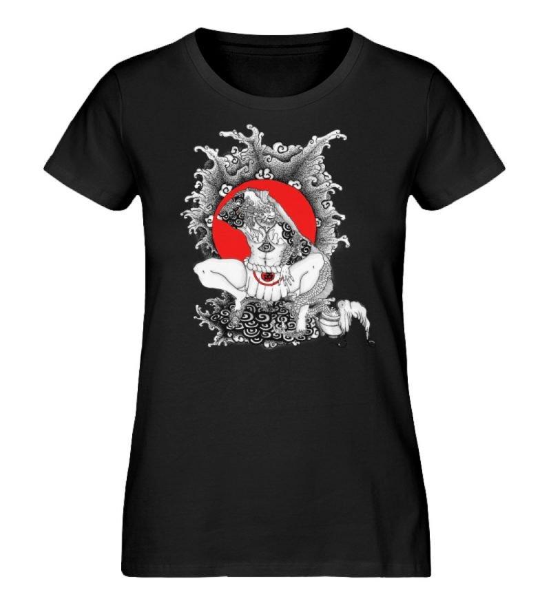 """""""Fish boy"""" von Third Eye Collective - Damen Premium Organic Shirt-16"""