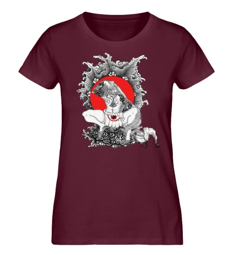 """""""Fish boy"""" von Third Eye Collective - Damen Premium Organic Shirt-839"""