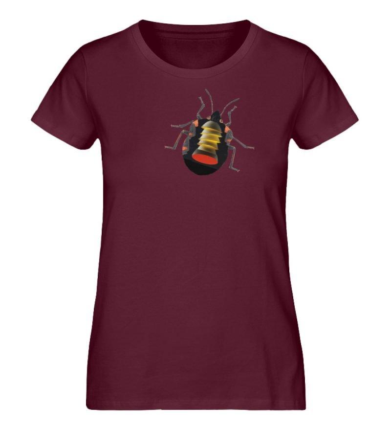 """o.T."" von C. Pauly - Damen Premium Organic Shirt-839"