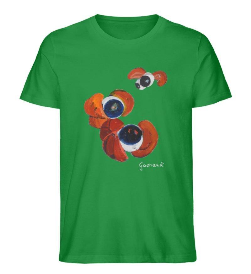 """""""Guraná"""" von Alrun Prünster Soares - Herren Premium Organic Shirt-6879"""