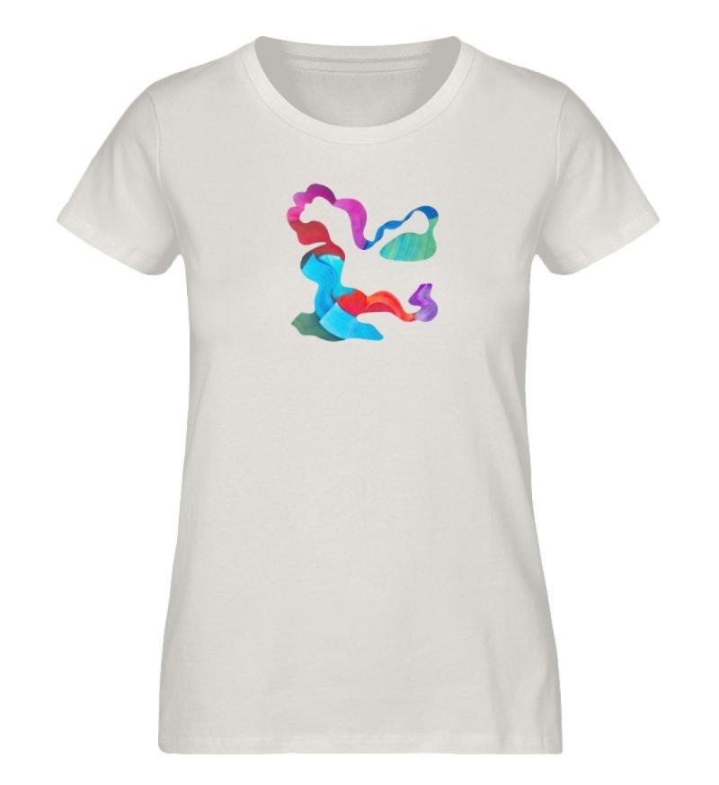"""""""Lob des Schattens 6"""" von Carolin Leyck - Damen Premium Organic Shirt-6865"""