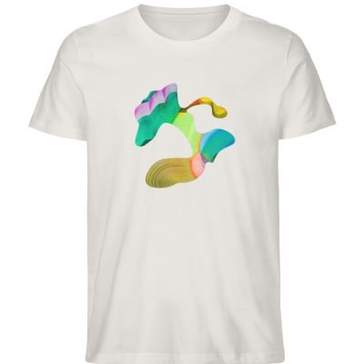 """""""Lob des Schattens 5"""" von Carolin Leyck - Herren Premium Organic Shirt-6865"""