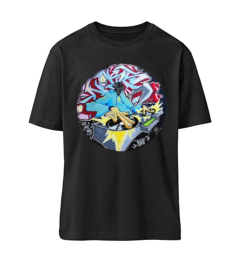 """""""Noks auf Platte"""" von Third Eye Collecti - Fuser Oversized Shirt ST/ST-16"""