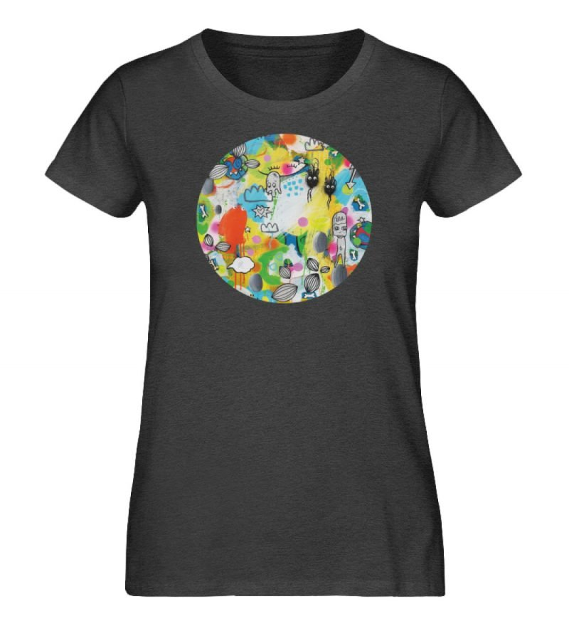 """I´ts like a jungle sometimes"" von Susan - Damen Premium Organic Shirt-6881"