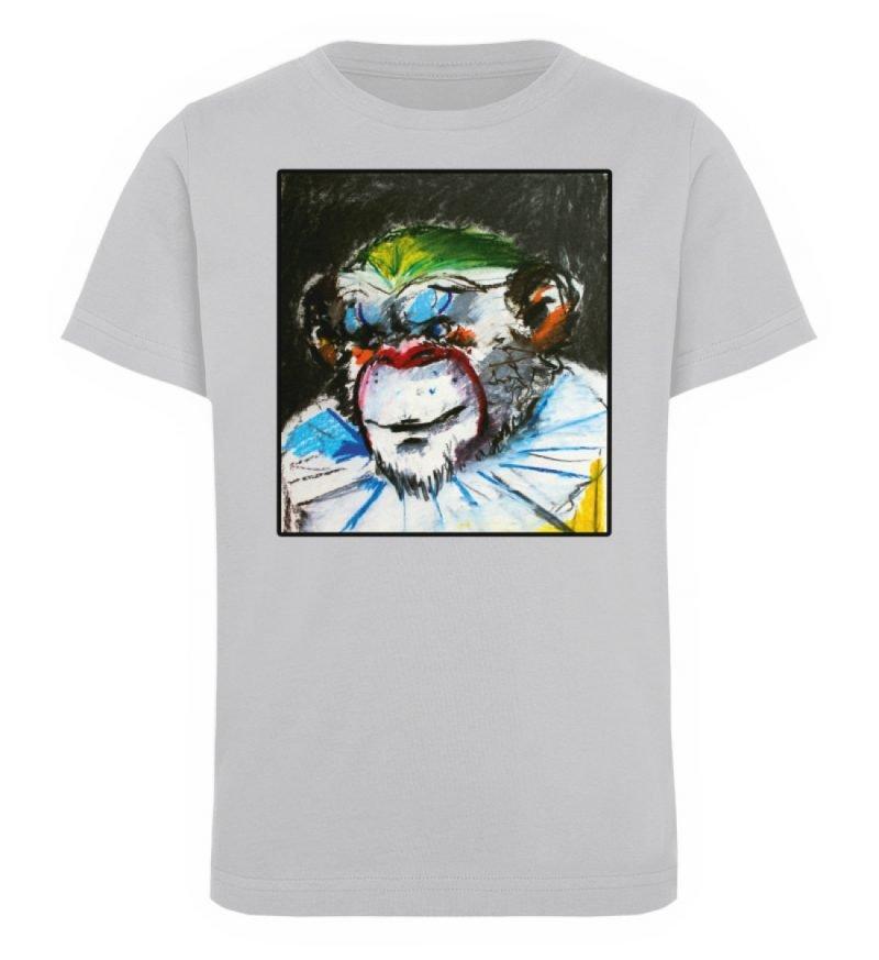 """""""Zivilgesellschaft"""" von Sarah Ludes - Kinder Organic T-Shirt-17"""