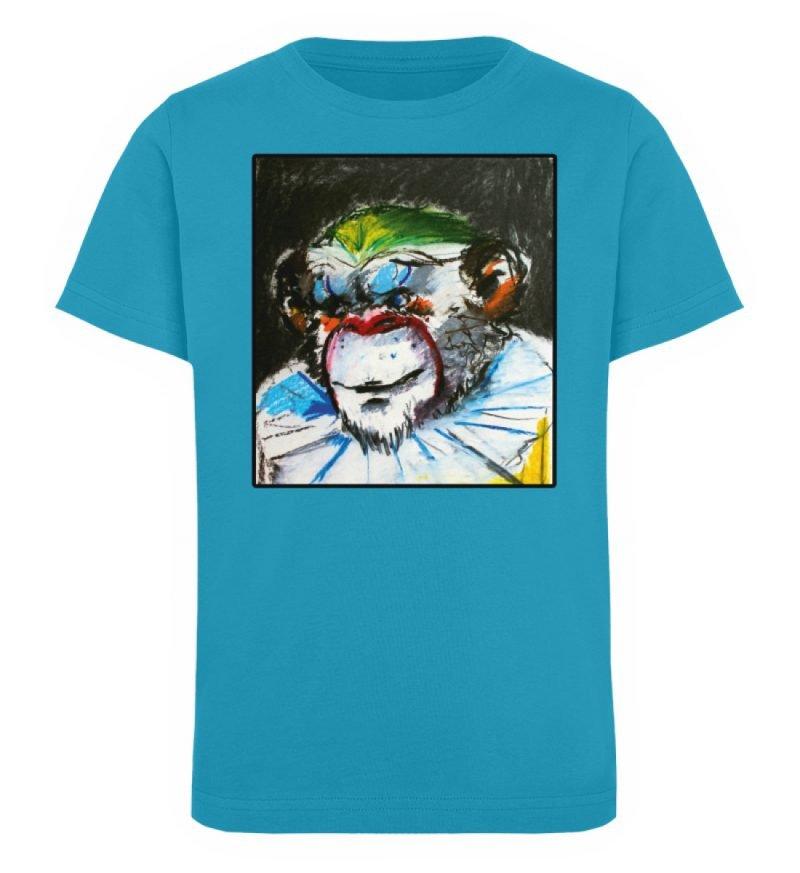 """""""Zivilgesellschaft"""" von Sarah Ludes - Kinder Organic T-Shirt-6877"""