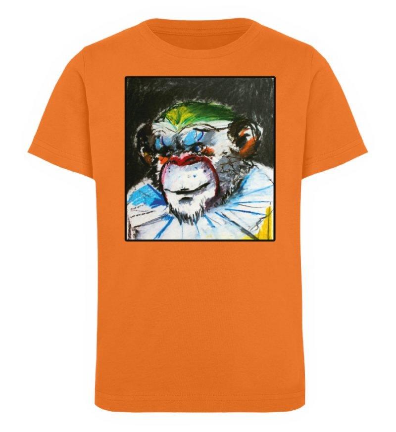 """""""Zivilgesellschaft"""" von Sarah Ludes - Kinder Organic T-Shirt-6882"""