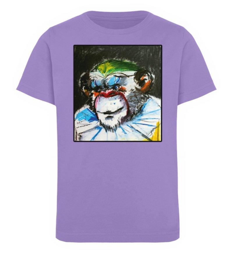 """""""Zivilgesellschaft"""" von Sarah Ludes - Kinder Organic T-Shirt-6884"""