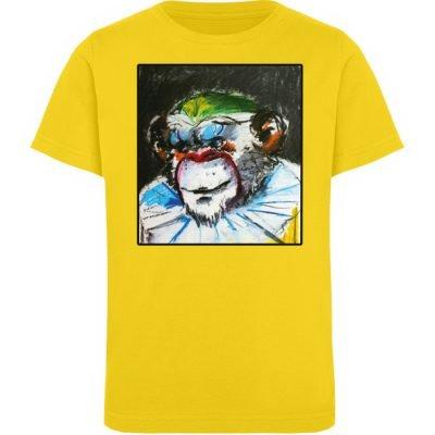 """""""Zivilgesellschaft"""" von Sarah Ludes - Kinder Organic T-Shirt-6885"""
