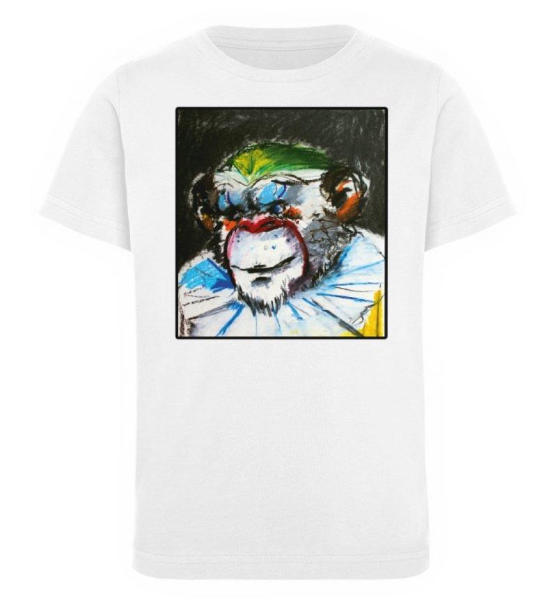 """""""Zivilgesellschaft"""" von Sarah Ludes - Kinder Organic T-Shirt-3"""