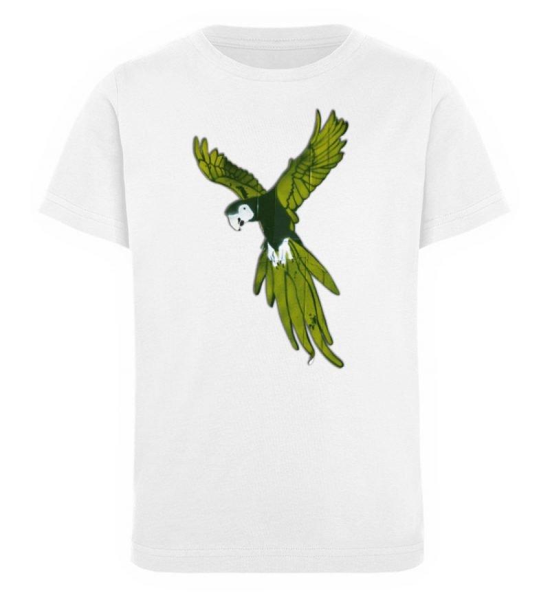 """""""Moment der Empörung"""" von Sarah Ludes - Kinder Organic T-Shirt-3"""