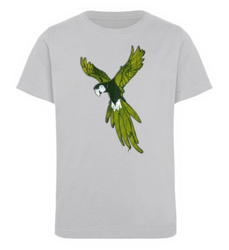 """""""Moment der Empörung"""" von Sarah Ludes - Kinder Organic T-Shirt-17"""