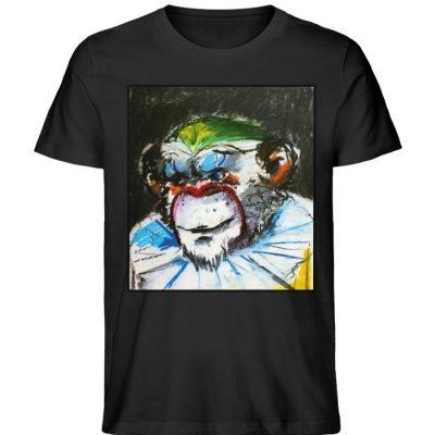 """""""Zivilgesellschaft"""" von Sarah Ludes - Herren Premium Organic Shirt-16"""