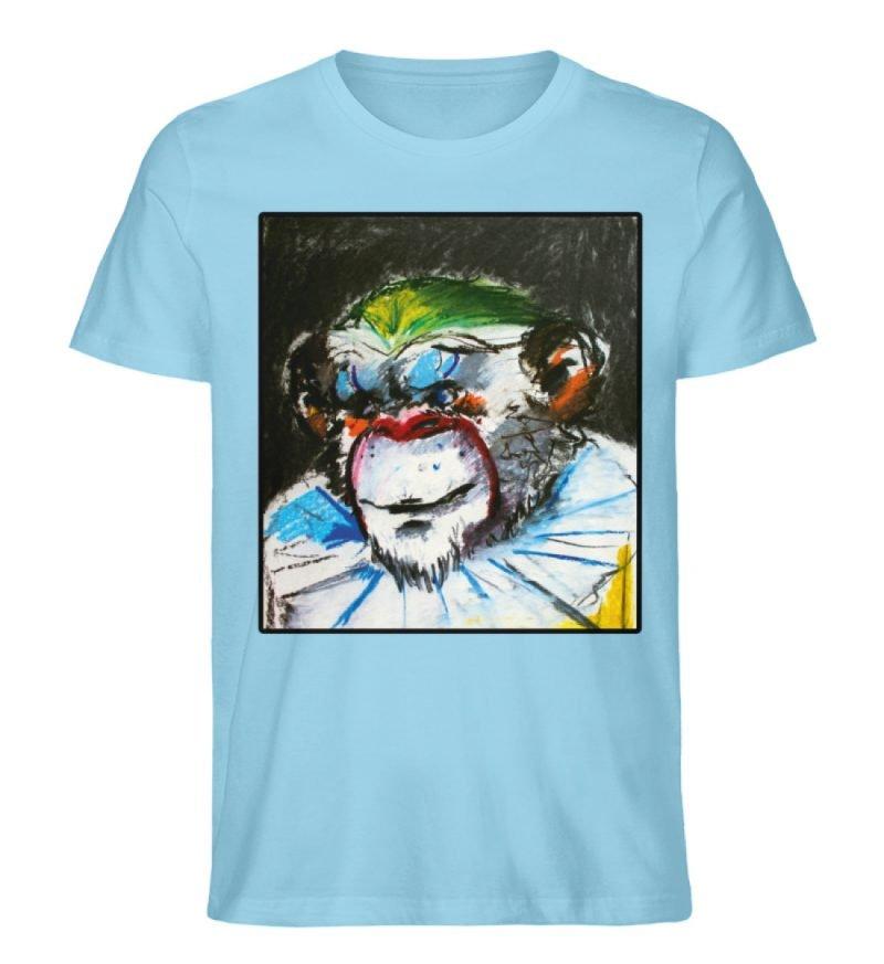 """""""Zivilgesellschaft"""" von Sarah Ludes - Herren Premium Organic Shirt-674"""