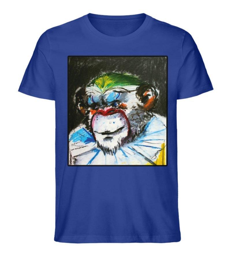 """""""Zivilgesellschaft"""" von Sarah Ludes - Herren Premium Organic Shirt-668"""